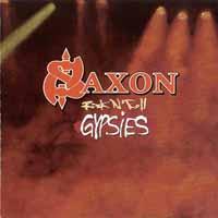 [Saxon Rock 'n' Roll Gypsies Album Cover]