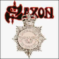 Saxon Strong Arm Of The Law Album Cover