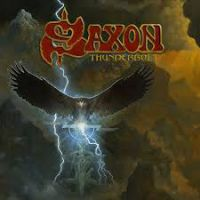 Saxon Thunderbolt Album Cover