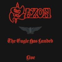 Saxon The Eagle Has Landed Live Album Cover