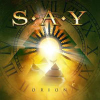S.A.Y Orion Album Cover