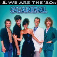 [Scandal We Are The '80s Album Cover]