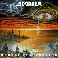 [Scanner Mental Reservation Album Cover]