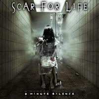 Scar For Life 3 Minute Silence Album Cover