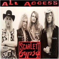 [Scarlett Gypsy All Access Album Cover]