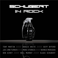 [Schubert In Rock Schubert In Rock Album Cover]