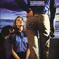 Scorpions Animal Magnetism Album Cover