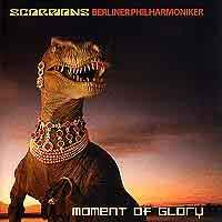 [Scorpions Moment of Glory Album Cover]