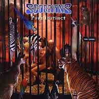 [Scorpions Pure Instinct Album Cover]