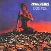 [Scorpions Deadly Sting: The Mercury Years Album Cover]