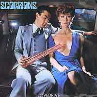 [Scorpions Lovedrive Album Cover]