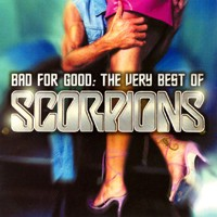 [Scorpions Bad For Good (The Very Best Of) Album Cover]