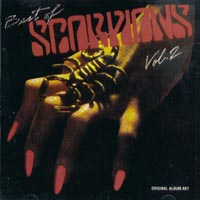 [Scorpions Best of Scorpions, Vol. 2 Album Cover]