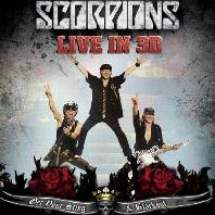 [Scorpions Live 2011 - Get Your Sting Blackout Album Cover]
