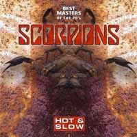 [Scorpions Hot and Slow - Best Masters of The 70s Album Cover]