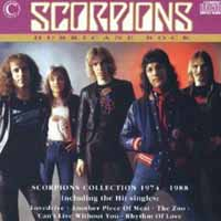 [Scorpions Hurricane Rock Album Cover]