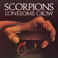 [Scorpions Lonesome Crow Album Cover]