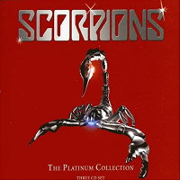 [Scorpions The Platinum Collection Album Cover]