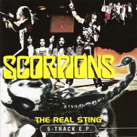 [Scorpions The Real Sting Album Cover]