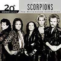 [Scorpions Ultimate Collection Album Cover]