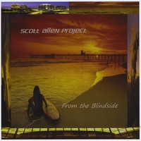 [Scott Allen Project From the Blindside Album Cover]
