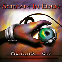 [Scream in Eden Original Sin Album Cover]