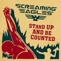 Screaming Eagles Stand Up And Be Counted Album Cover