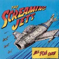 [The Screaming Jets All For One Album Cover]