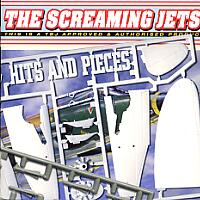 [The Screaming Jets Hits and Pieces Album Cover]