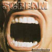 [Scream Harder, Louder Album Cover]
