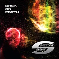 Second Sight Back on Earth Album Cover