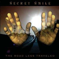 [Secret Smile The Road Less Travelled Album Cover]
