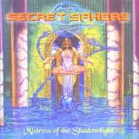 [Secret Sphere Mistress of the Shadowlight Album Cover]