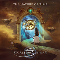 Secret Sphere The Nature of Time Album Cover