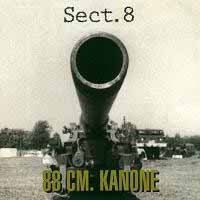 [Sect. 8 88cm. Kanone Album Cover]