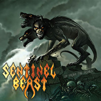 [Sentinel Beast Up from the Ashes Album Cover]