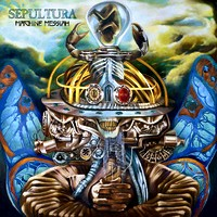 [Sepultura Machine Messiah Album Cover]