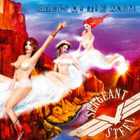 Sergeant Steel Riders Of The Worm Album Cover