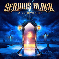 Serious Black Mirrorworld Album Cover