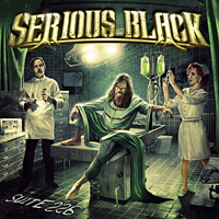 Serious Black Suite 226 Album Cover