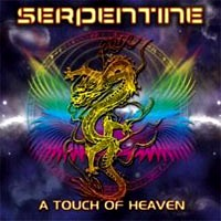 [Serpentine A Touch Of Heaven Album Cover]