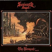 [Seventh Angel The Torment Album Cover]