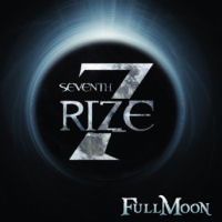 [Seventh Rize Full Moon Album Cover]