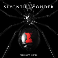 [Seventh Wonder The Great Escape Album Cover]