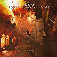 [Seventh Wonder Waiting in the Wings Album Cover]