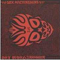 [Sex Machineguns Sex Machinegun Album Cover]