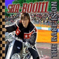 Sha-Boom The Race Is On Album Cover