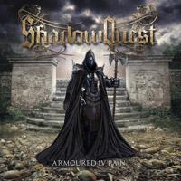 [Shadowquest Armoured IV Pain Album Cover]