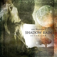 Jan Akesson's Shadow Rain Ascension Album Cover
