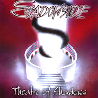 [Shadowside Theatre Of Shadows Album Cover]